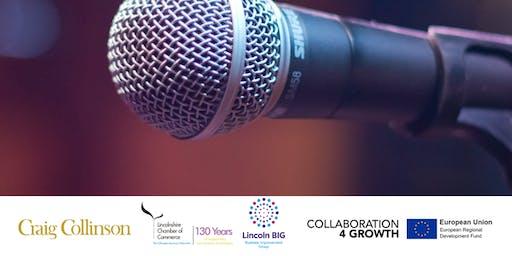 C4G FREE Stand & Deliver - Presentation Skills Workshop