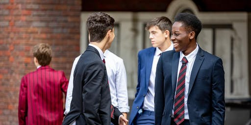 City of London School Open Event for 16+ 2020