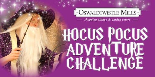 Hocus Pocus Wizard School 1pm-2.30pm