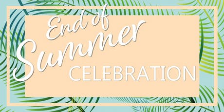 Facilities End of Summer Celebration  tickets