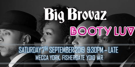 Bonkers Bingo York Feat. Big Bruvaz & Booty Luv tickets