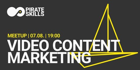 Video Content Marketing | Meetup Tickets