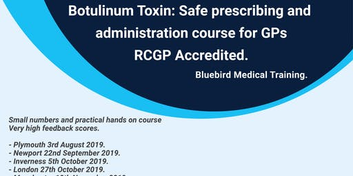 Introduction to Botulinum Toxin for Doctors and nurses