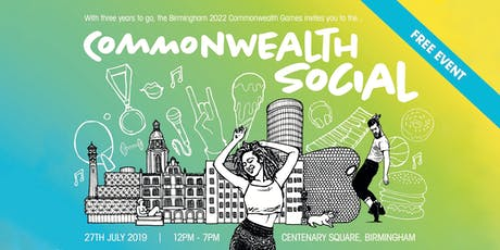 The Commonwealth Social tickets