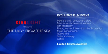 "Cinalight Studios ""Film  Event"" tickets"