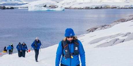 Explore Antarctica with Ann Daniels tickets