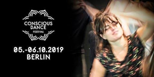 Conscious Dance Festival Berlin 2019