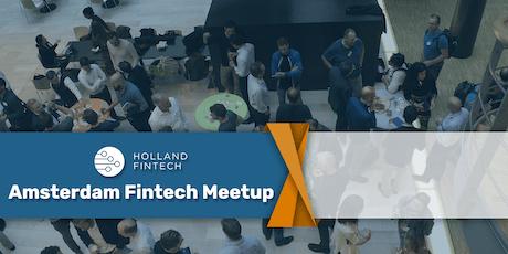 Holland FinTech Amsterdam MeetUp: September tickets