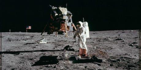 Grande Festa per i 50 anni dal primo sbarco sulla Luna biglietti