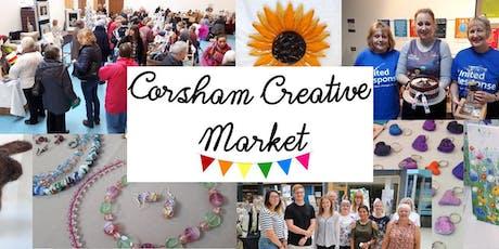 Corsham Creative Market tickets
