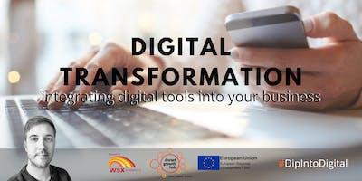 Digital Transformation - Integrating Digital Tools Into Your Business - Wimborne - Dorset Growth Hub