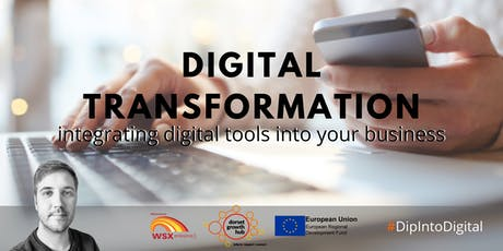 Digital Transformation - Integrating Digital Tools Into Your Business - Wimborne - Dorset Growth Hub tickets
