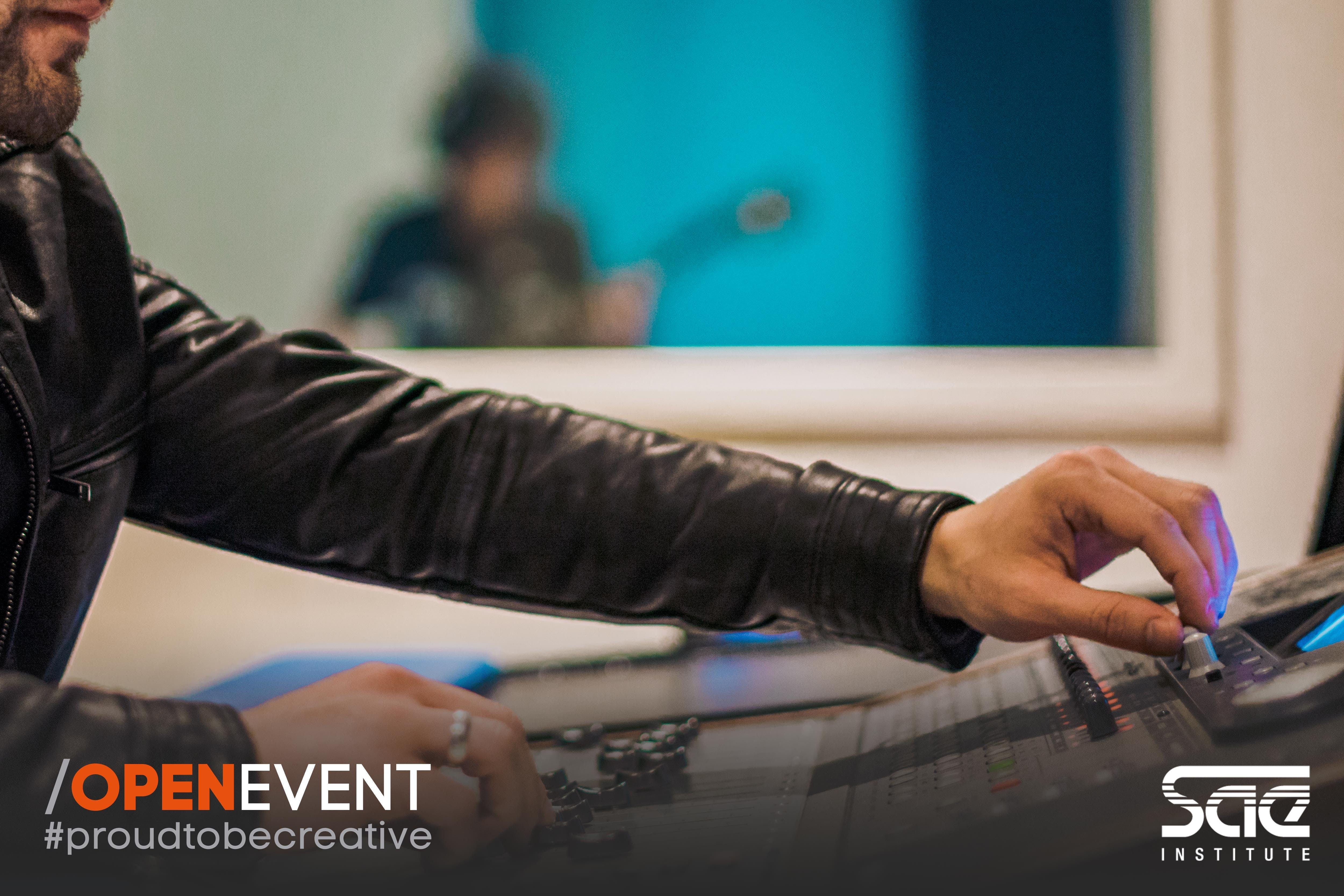 SAE London Open Event