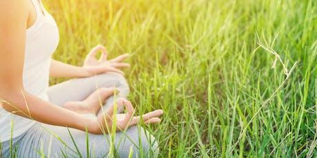 Meditation und Entspannungstechniken erlernen - Stressmanagement Tickets