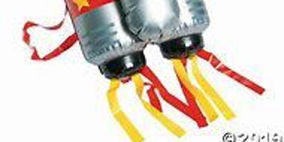 Dursley Library - Summer Reading Challenge - Make a Jet pack