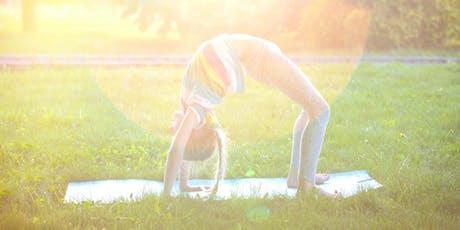 Meditation und Entspannungstechniken für Kinder und Jugendliche (G04) Tickets