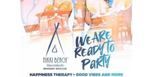 Nikki Beach Day Party 30/08