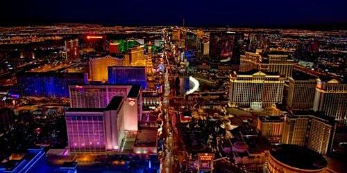 Vegas Weekend with Friends