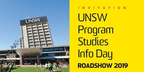 UNSW Program Studies Info Day Roadshow Jakarta 2019 tickets