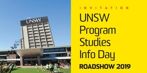 UNSW Program Studies Info Day Roadshow Jakarta 2019