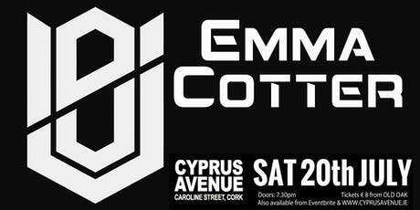 Emma Cotter tickets