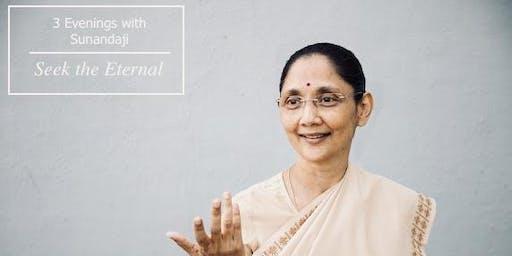 Sunandaji in Sugar Land - Yoga of Knowledge Series