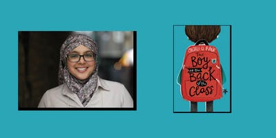 Big Read Leicester: The Boy at the Back of the Class with Onjali Rauf