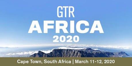 GTR Africa 2020 tickets