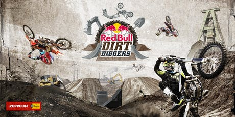 Red Bull Dirt Diggers Tickets
