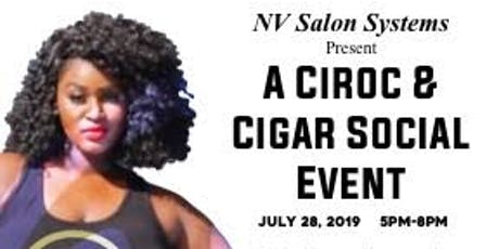 Ciroc and Cigars Social Event tickets
