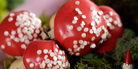 Toadstool Cookies tickets