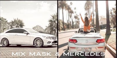 Mix Mask and Mercedes with Rodan + Fields