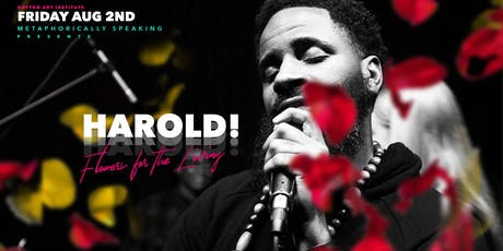 Metaphorically Speaking Presents: Harold tickets