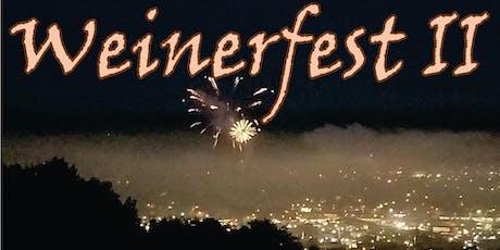 WeinerFest II presents Firebyrd tickets