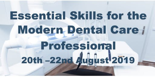 Dental Health Refresher 2019 - Dumfries
