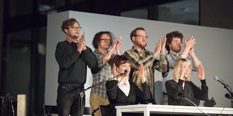 Ensemble Pamplemousse: Audible Question Mark tickets