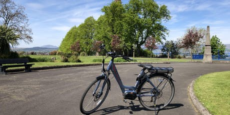 Free ebike taster and learn to ride session tickets