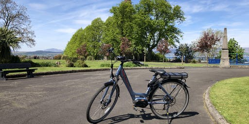 Free ebike taster and learn to ride session