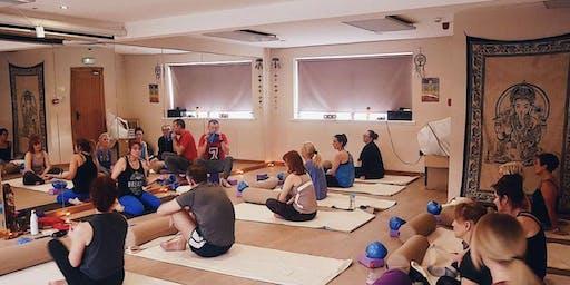 Summer Melt Restorative Yin workshop with Margie Kirk