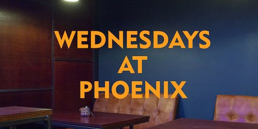 Wednesdays at Phoenix: Cred Talks with Grace Lau (25 Sept)