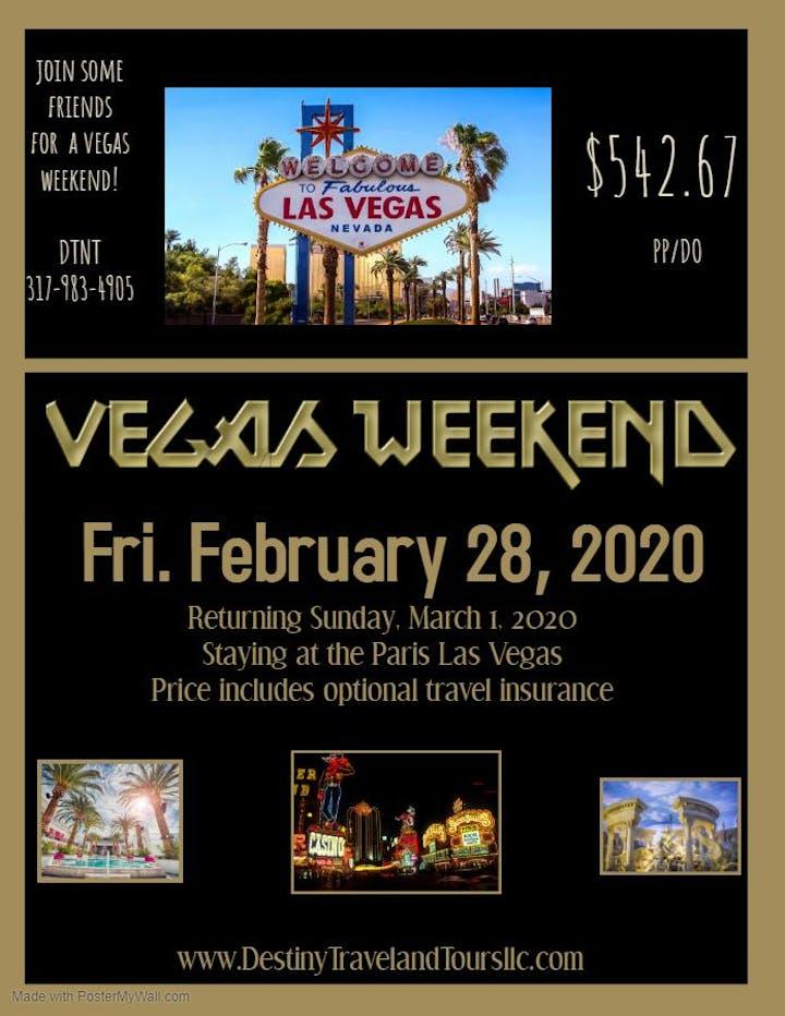 Las Vegas Concert Calendar February 2020 Vegas Weekend with Friends Tickets, Fri, Feb 28, 2020 at 7:00 PM