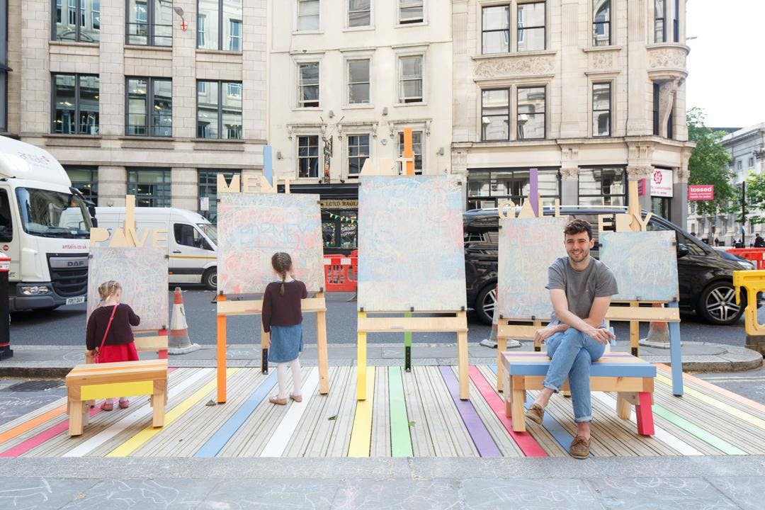 Drop-In Drawing Workshops at The Pavement Art Gallery, City of London
