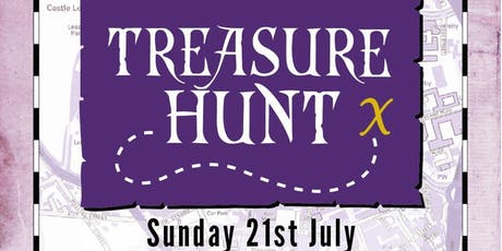 Treasure Hunt tickets