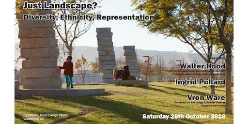 Just Landscape? Diversity, Ethnicity, Representation