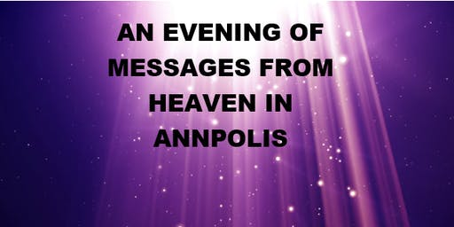 An Evening of Messages from Heaven