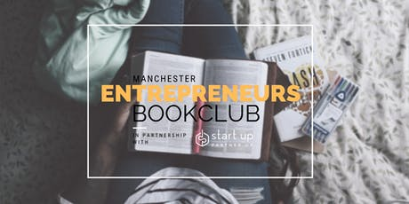 Manchester Entrepreneur Bookclub - August tickets