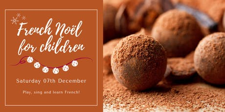 French Christmas- Noël for children! tickets