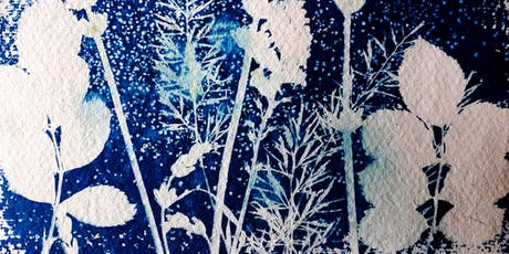Wet Cyanotype Workshop tickets