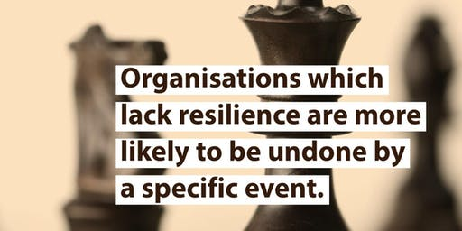 Organisational Resilience - Level 5 Award