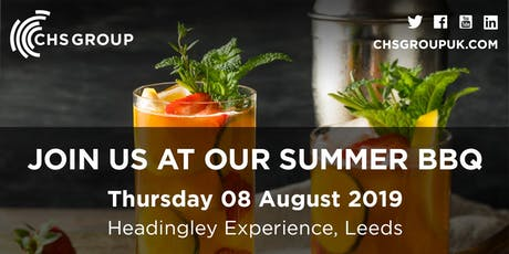 CHS Summer BBQ in Leeds - August 2019 tickets
